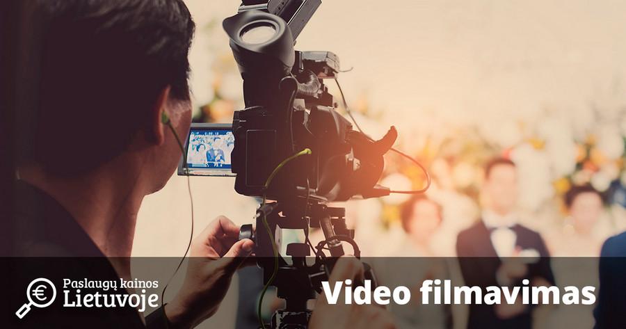 Video filmavimas, operatoriai