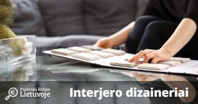 Interjero dizainerių kainos Lietuvoje, 2019 m. Patarimai užsakovams.