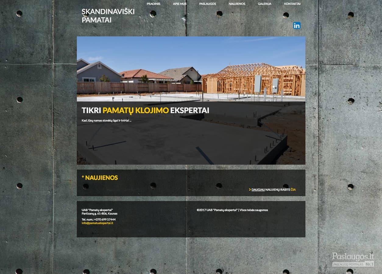 Laravel, Django, Woocommerce programuotojas Vilniuje - Vilnius