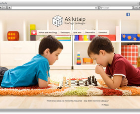 SVETAINIŲ KŪRIMAS www.overslas.lt Didiname jūsų verslo vertę
