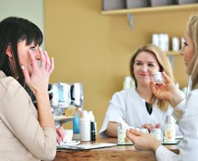 Profesionalios kosmetologinės paslaugos
