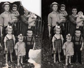 Nuotraukų retušuotojas
