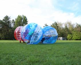 Burbulinio futbolo nuoma