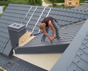 Stogu remontas,skardinimo darbai,stogu dengimas