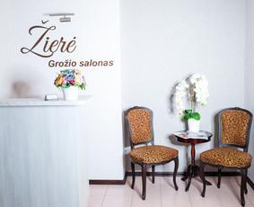 Žierė Grožio salonas - Vilnius (šeškinė)
