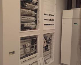 Elektrikas, elektros darbai, signalizacija, vaizdo kameros