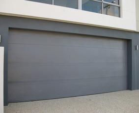 Garažo vartų prekyba ir montavimas