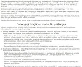 Copywriting paslaugos (LT/EN)