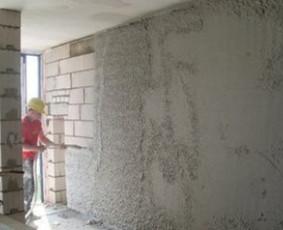 Grindu betonavimas Sienu tinkavimas