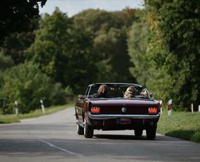 Mustang nuoma Lietuvoje