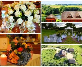 Sodybos, Vilos nuoma vestuvėms, sventems Trakų rajone