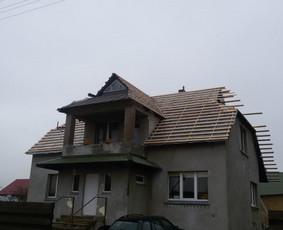 Stogų dengimas, remontas Klaipėdoje ir Klaipėdos rajone