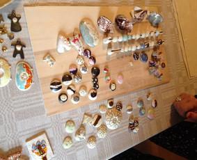 """""""Maži dalykai"""" - keramikos papuošalai ir keramikos kursai"""