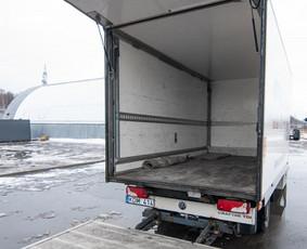 Krovinių pervežimas TIK 10eur/val