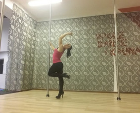 Pole dance Kaunas šokių studija