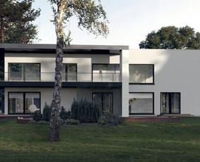 Namų projektavimas ir statyba