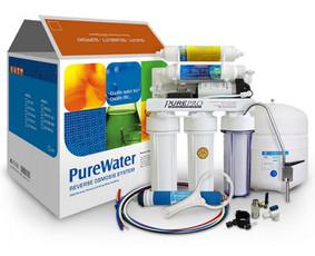 Osmosinių filtrų montavimas, priežiura