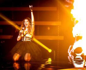 Muzikantė, atlikėja, profesionali dainininkė Kathrin Kulik
