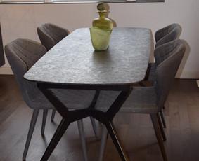 Individualaus dizaino baldų gamyba, projektavimas.