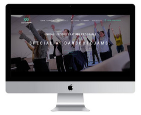 Internetinių svetainių, el. parduotuvių kūrimas ir vystymas!