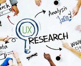 Vartotojo patirties (UX) tyrimai ir dizainas