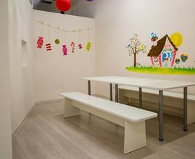 Meninis sienų dekoravimas, dažymas, tapyba, 3d reljefas