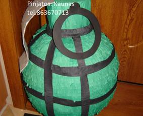 Pinjata/ pinjatos dekoracija ir žaidimas