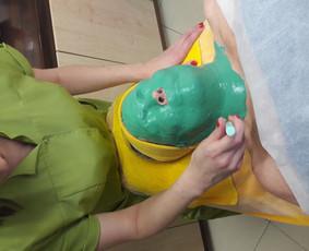 Veido ir kūno priežiūros specialistė