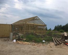 Statybos ir remonto darbai Šiauliuose
