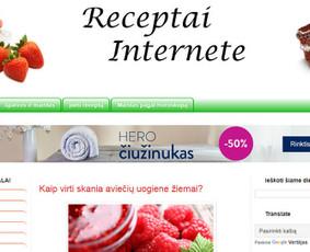 Internetinių tinklaraščių kūrimas, koregavimas