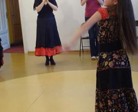 Flamenko šokių pamokos Vilniuje