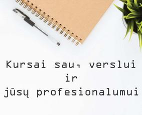 Individualios grafinio dizaino pamokos