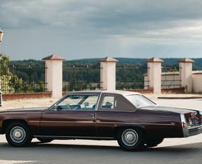 Tobulas Cadillac, VW Kaefer ir kita