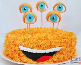 Tortai, keksiukai...