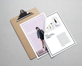 Grafikos dizainerė - Logotipų kūrimas, Web dizainas