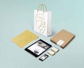 Grafikos dizainerė / Reklamos gamyba