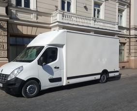 Saugus baldų pervežimas Vilniuje 15€/val.