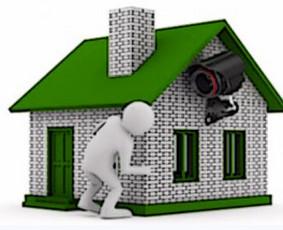 Apsaugos signalizacija ir vaizdo kamerų įrengimas