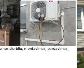 Santechnikas - uzsenyje, ir Lietuvoje ,rørlegger - rörmokare