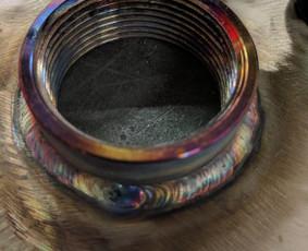 Aliuminio, plieno ir kitų metalų suvirinimas, gamyba