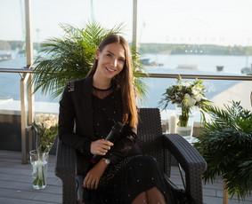 Renginių vedėja- koordinatorė (LT/EN kalbomis) Monika