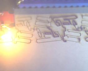 Pjaustymas lazeriu, CNC frezavimas, 3D spauda