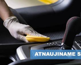 Automobilių paruošimas pardavimui