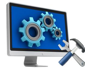 Kompiuterių sisteminės dalies remontas ir profilaktika