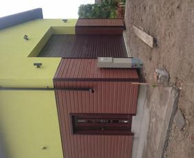 Statybos darbai apdaila vidaus ir lauko