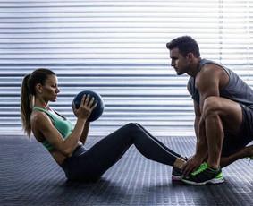Gym+ treneris Mantas