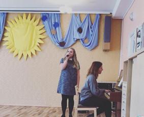 Muzikos mokytoja Vilniuje