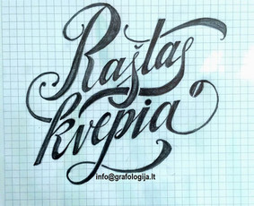 Kaligrafijos meistras