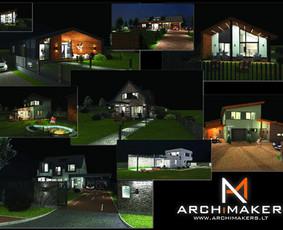 ARCHiMAKERS - Profesionalios projektavimo paslaugos.
