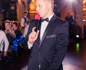 Profesionalus renginių vedėjas Vilniuje